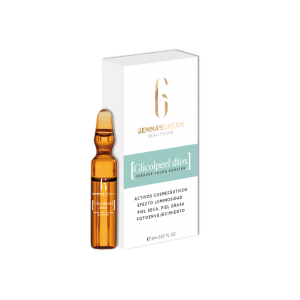 GLICOLPEEL DETOX – (9 single-dose boosters of 2 ml)