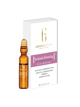 INSTANT FIRMING – (9 boosters monodosis de 2 ml)