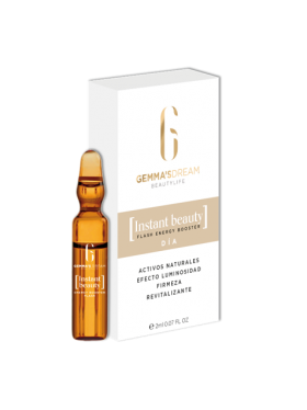 INSTANT BEAUTY – (9 boosters monodosis de 2 ml)